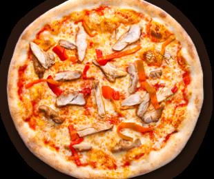 """Пицца """"Сицилиана"""""""