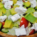 Кипрский салат